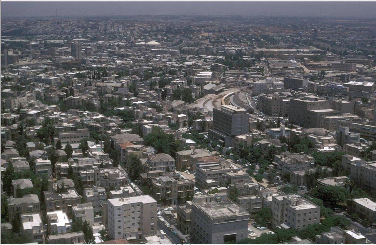 06. Вид на город с воздуха