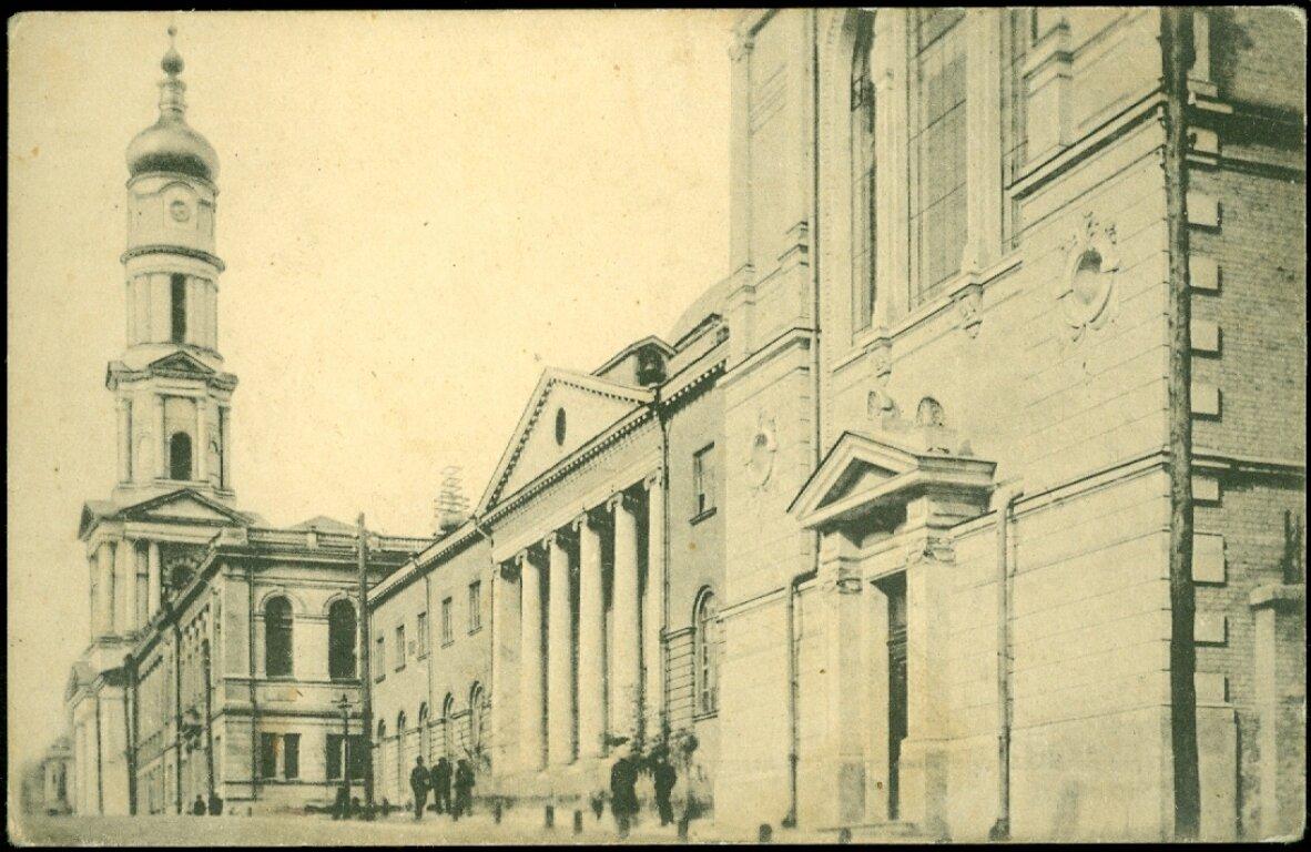 Собор и Университетская церковь