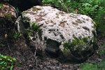 Камень Оравуярви: с юго-запада