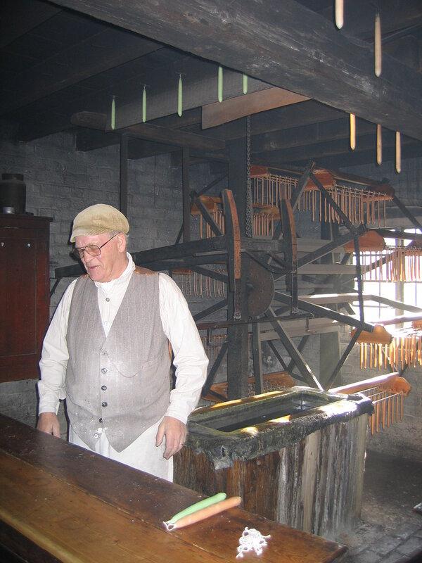 Свечной заводик