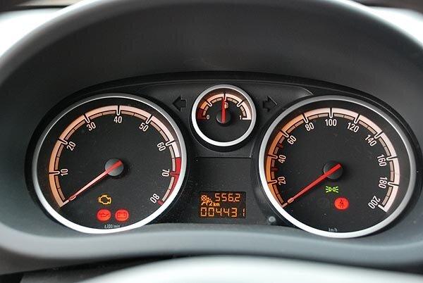Opel Corsa тест-драйв