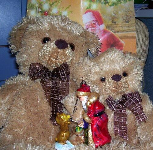 Медведики и Дедушки