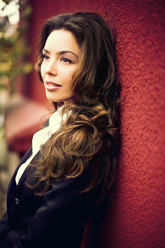 Miss World Azra Akin by hakanphotography