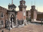 Венеция на фотографиях 1890-1900 годов.