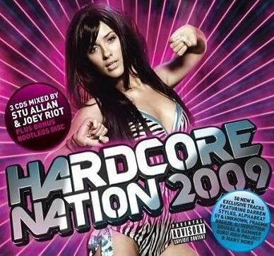 Hardcore Nation 2009 [3CD]
