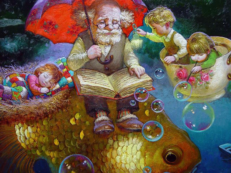 Сказочная живопись Виктора Низовцева (30).jpg