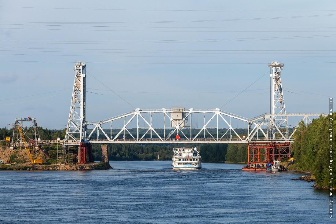 Подпорожский железнодорожный мост
