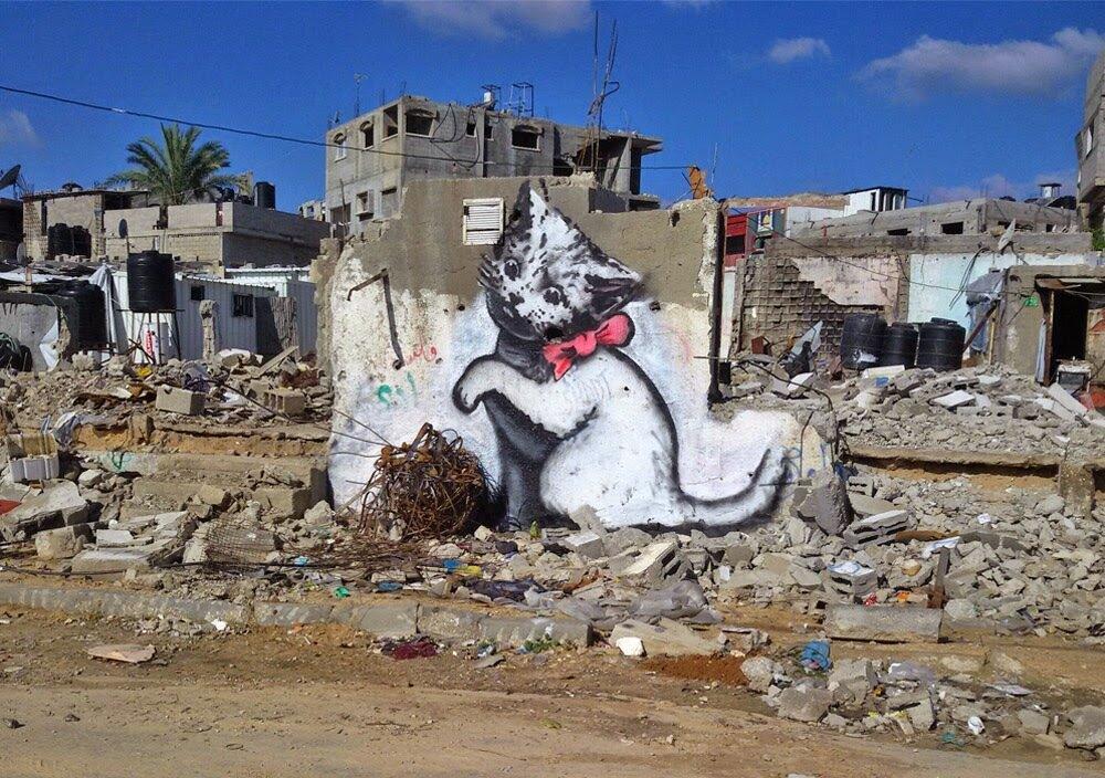 Banksy in Gaza1280.jpg