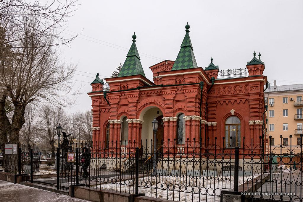 Волгоград. Царицын. Преображенский форштадт