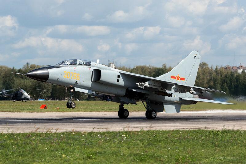 Xian JH-7A (30796) D809976