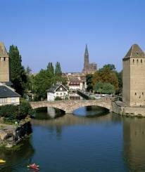Площадь в честь города Вологда появилась в Страсбурге
