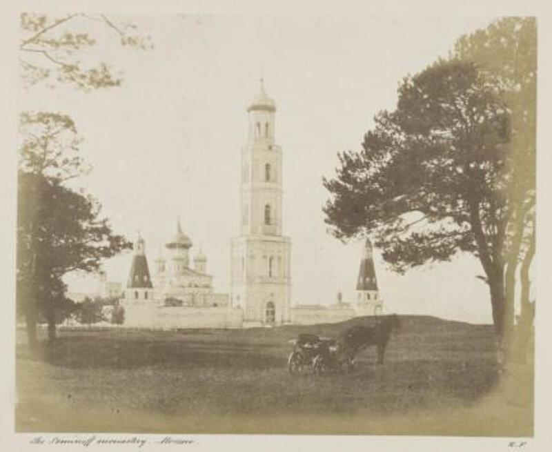 1852 Moscow Симонов монастырь.jpg