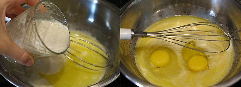 Булочки с корицей - пошаговый рецепт с фото #5.