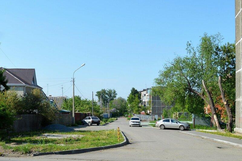 Улица Пржевальского
