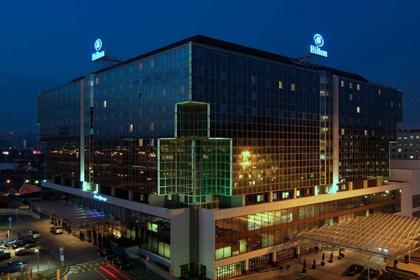 Гостиница «Хилтон» в Праге выставлена на продажу