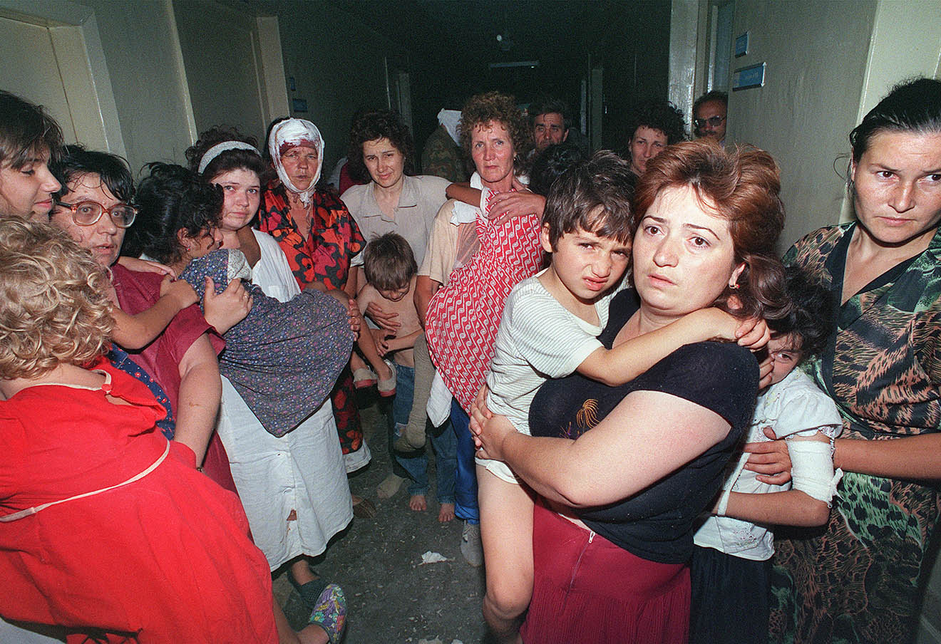 RUSSIA-CHECHNYA-HOSTAGES