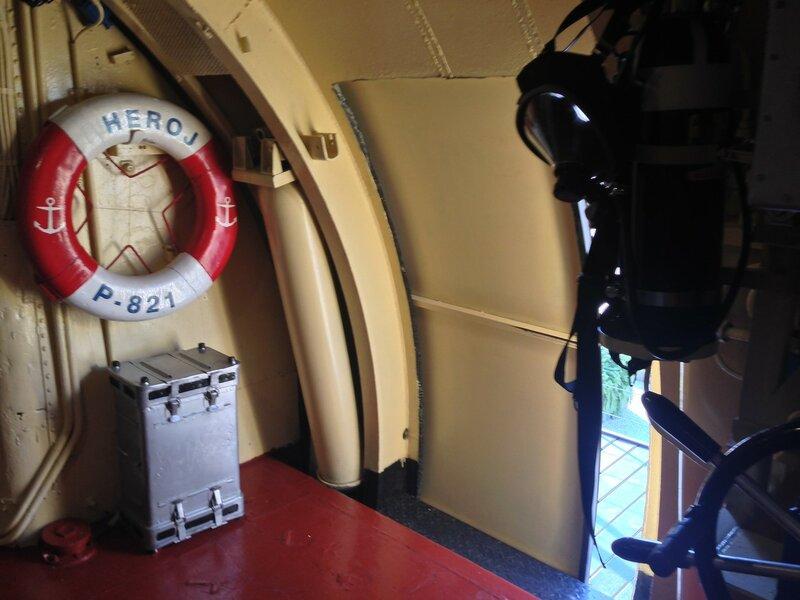 Подводная лодка Heroj и музей военно-морского наследия Тиват