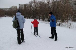 13 февраля 2015 лыжный кросс
