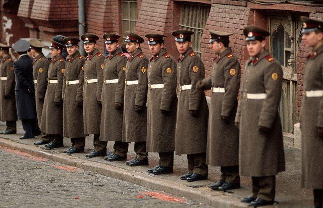 1990-Moscow, 73rd Anniv. Revolution