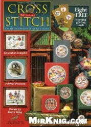 Книга Simply the Best Jill Oxtons Cross Stitch - Issue No. 35