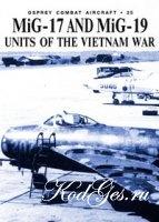 Книга MiG-17 and MiG-19 units of the Vietnam war.