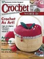 Crochet World № 8 2007