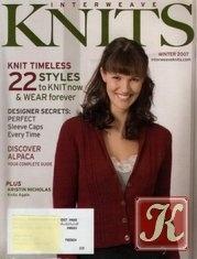 Журнал Interweave knits winter 2007