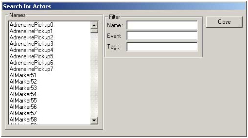 Интерфейс Unreal Editor 2004 0_12c5c5_f857c6bd_orig