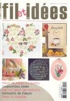 Журнал Du Fil et des Idees №2 2010