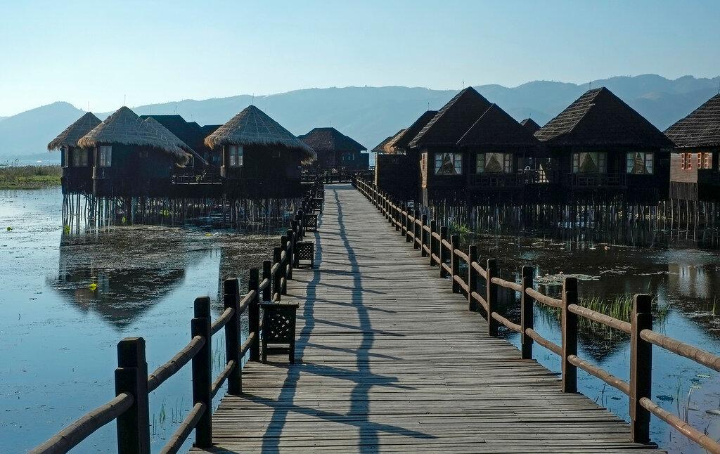 """""""Myanmar Treasure Inle Lake"""""""