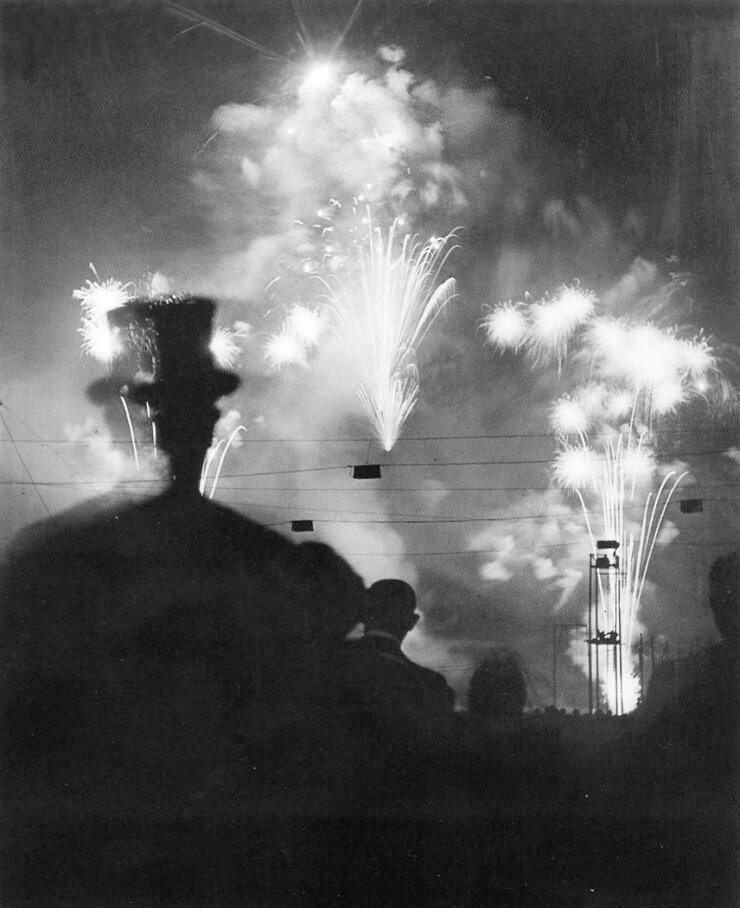 1937. Ночь в Лоншане