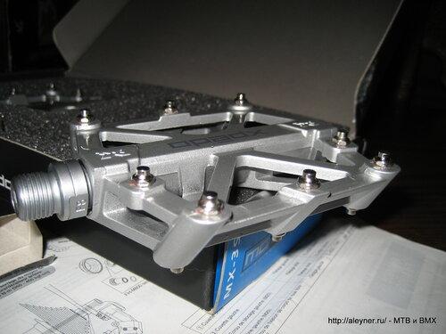 Педали xPedo MX3R-8