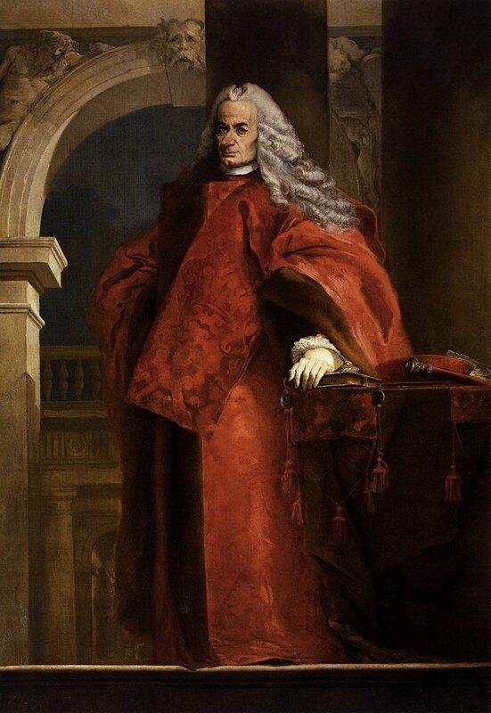 Тьеполо. Портрет Даниэле IV Дольфин