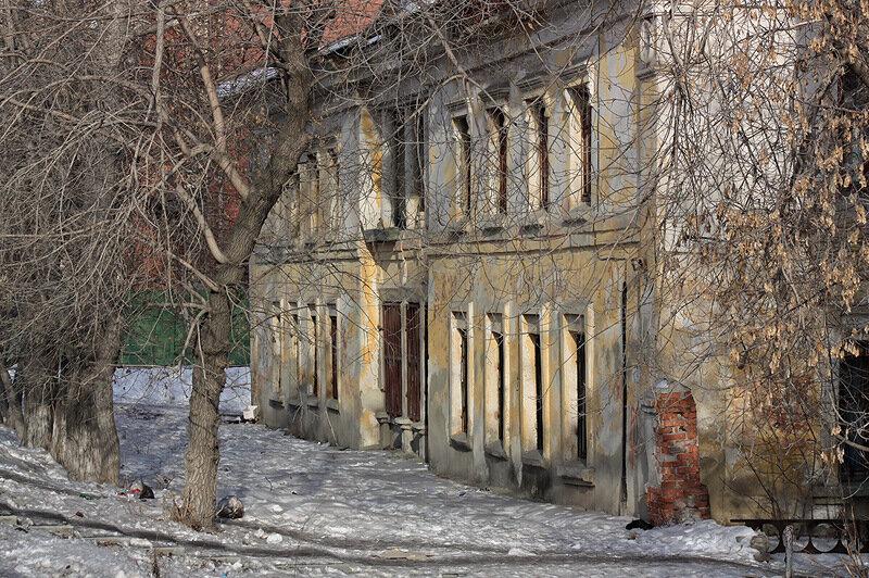 Жилой дом Блюхера 13(1)