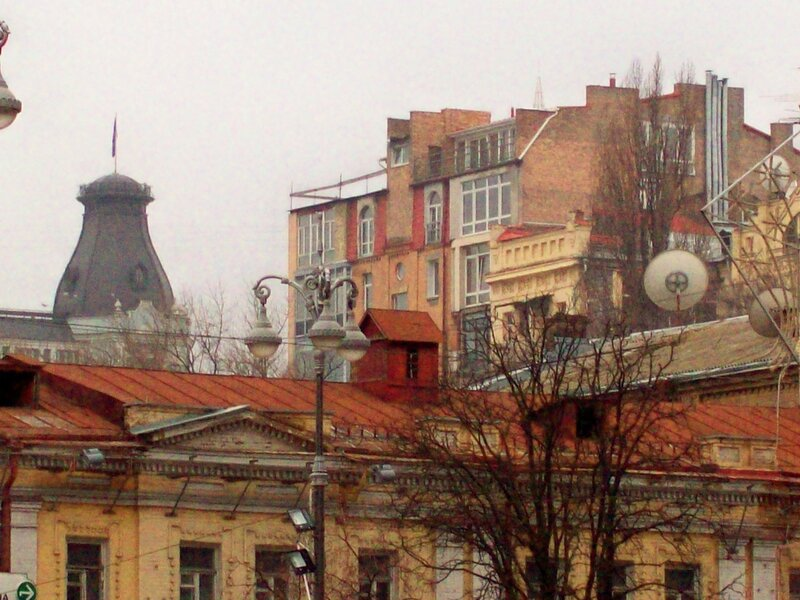 Крыши Крещатика