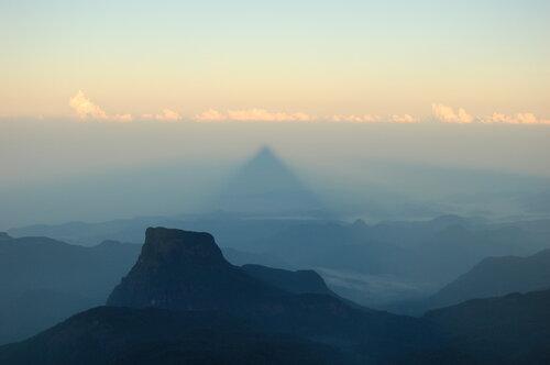 Гора Адама, Шри Ланка. Фото Любани Ивашиной