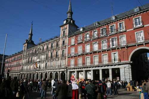 Мадрид, Plaza Mayor