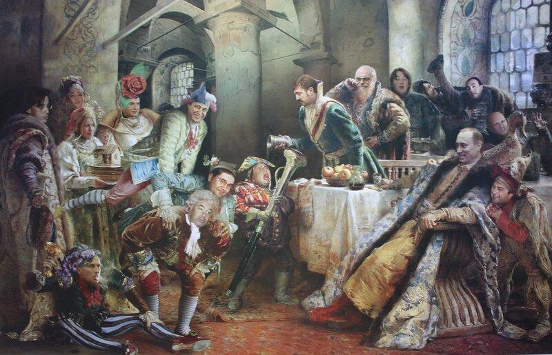 Андрей Будаев. календарь 2008 года.   http://www.budaev.ru/