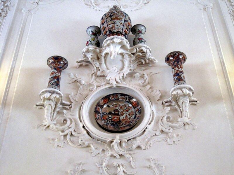 Лестница Екатерининского дворца