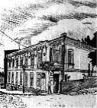 Двухэтажный дом N 13 - постройки изумительной фото сайта zhurnal.lib.ru