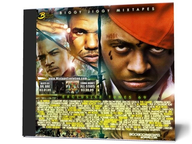 Biggy Jiggy Mixtapes - Exclusive Tunes 69 (2009)