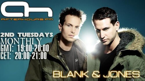 Blank and Jones - The Mix (2009 week 8) (16-02-2009)