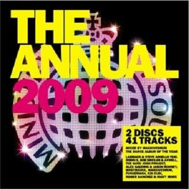 Ministry Of Sound: The Annual 2009 (Portuguese Edition)