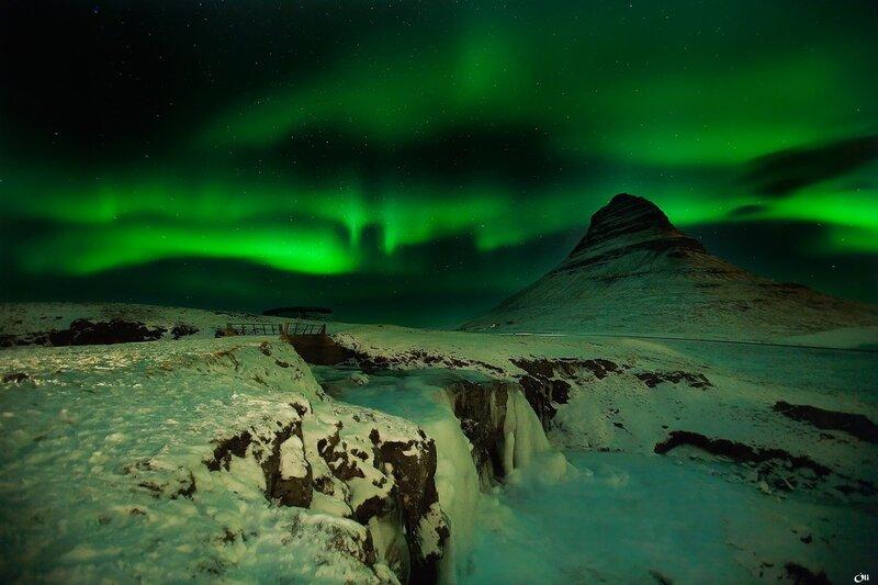 полярное сияние