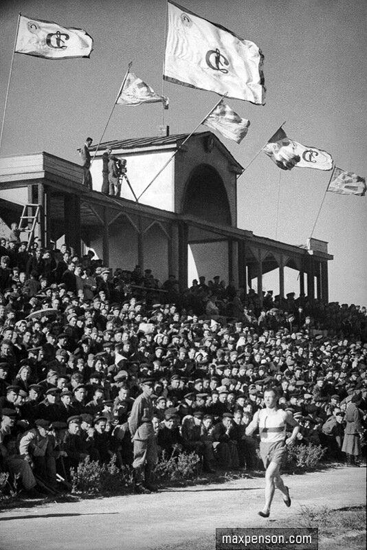 Соревнования в Ташкенте, 1930 г.