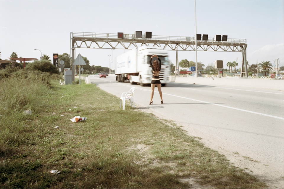 Проститутки на псковской трассе 3 фотография