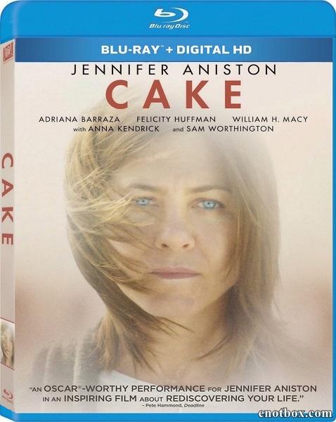 Чокнутая / Торт / Cake (2014/HDRip)