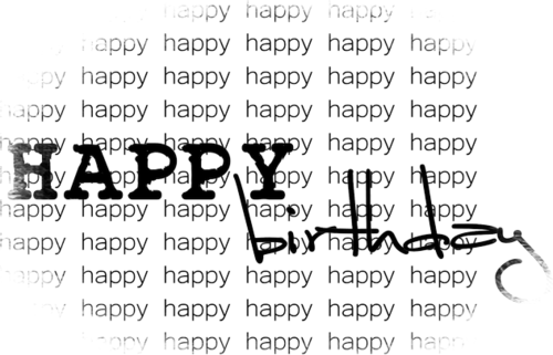 День рожденья