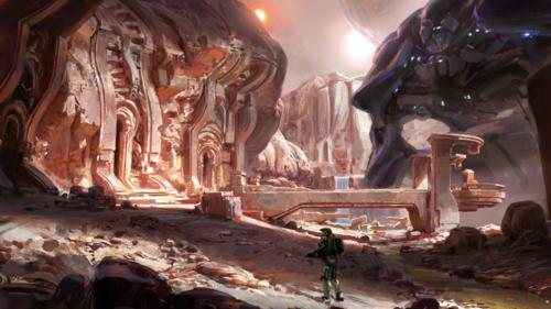 Halo 5 Кракен-шмакен [Kraken Lackin']