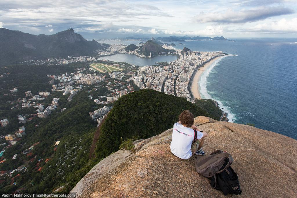 Сняли на пляже двух шлюх бразилия